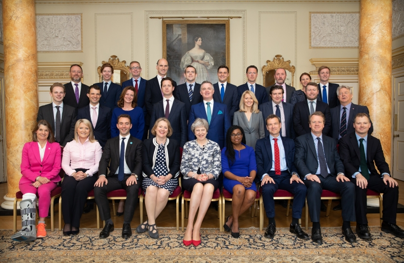 2017 MPs and the PM