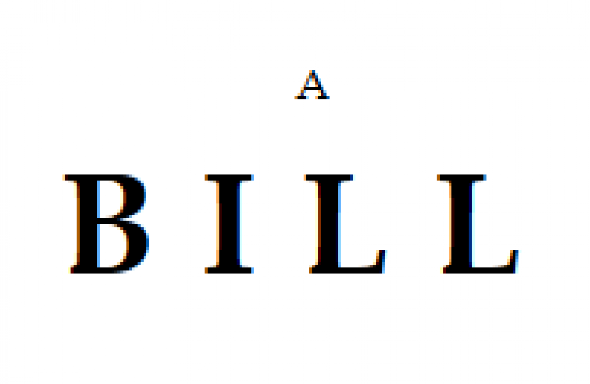 Bill title page