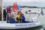 Gillian at Chichester Harbour