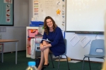 Gillian at Tangmere Primary School