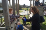 Gillian at Chichester Nursery