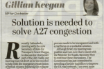 Solution is needed to solve A27 congestion - Chichester Observer