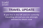 Travel update