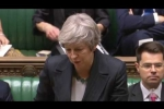 Embedded thumbnail for Questions to the Prime Minister - EU Exit Negotiations - Draft Withdrawal Agreement