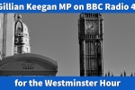 Embedded thumbnail for Gillian Keegan MP on BBC Radio 4 - Westminster Hour