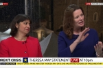 Embedded thumbnail for Gillian on Sky News after the vote of confidence in Parliament