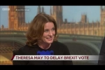 Embedded thumbnail for Gillian Keegan discusses Meaningful Vote on BBC Politics Live