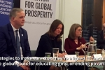 Embedded thumbnail for Gillian Co-Hosts Conference on Helping Global Businesses Meet U.N. Sustainable Development Goals