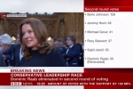 Embedded thumbnail for BBC News: Second round analysis of leadership contest