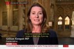 Embedded thumbnail for On BBC News talking about the Speaker of the House