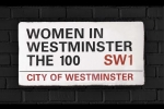 Embedded thumbnail for Women in Westminster: The 100