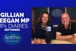 Embedded thumbnail for MPs Diaries - Spirit FM
