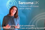 Embedded thumbnail for Gillian Hosts an Event for Sarcoma UK in Westminter
